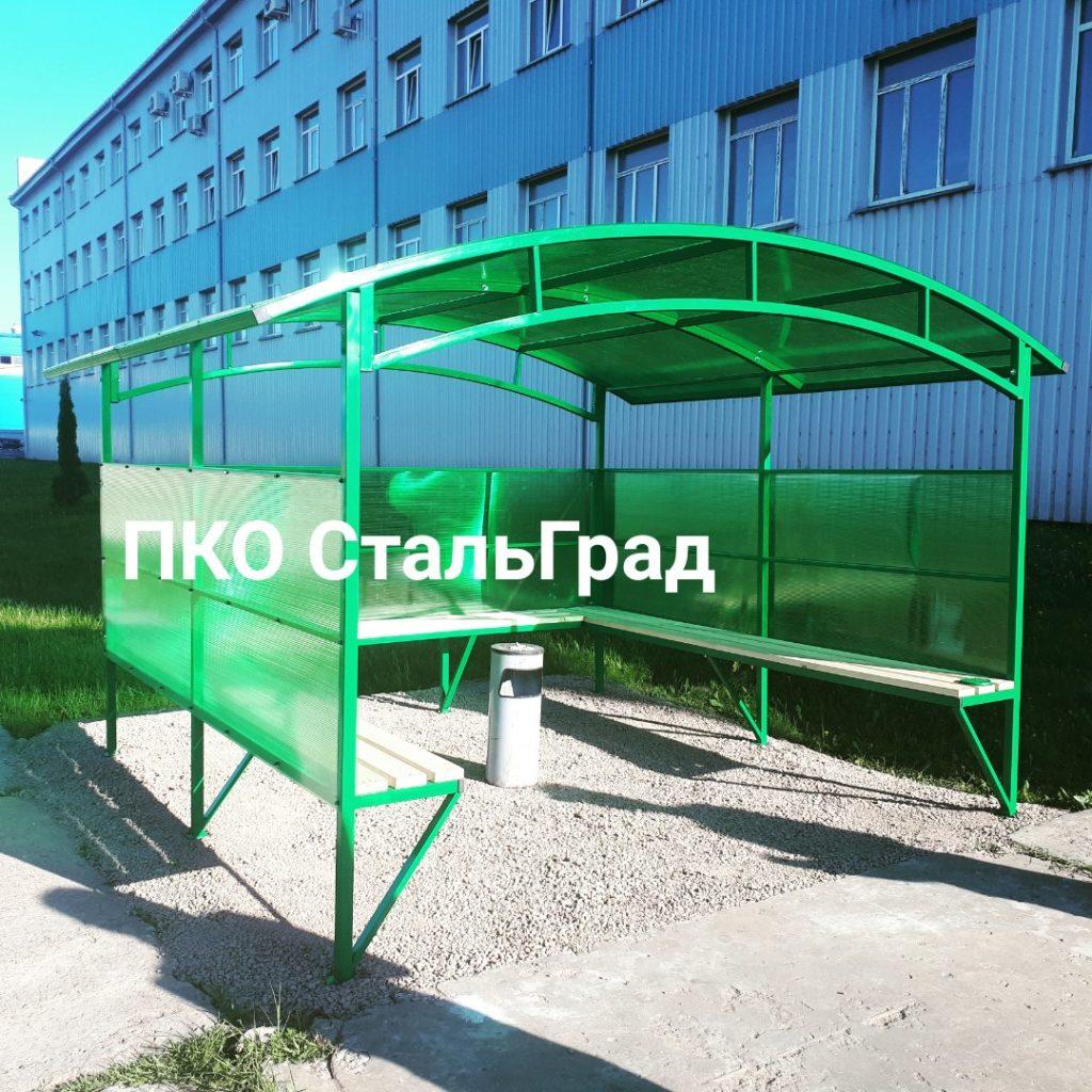 изготовление павильонов для курения москва